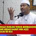 Ust Ahmad Dusuki Terus Berbohong Tentang Kisah Karut Nik Aziz Tahajjud di ICU