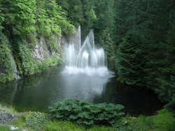 Butchart Gardens - Ross Fountain