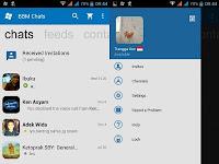 [BBM MOD] Windows Phone V2.11.0.16 Apk Terbaru Gratis By Trangga Ken