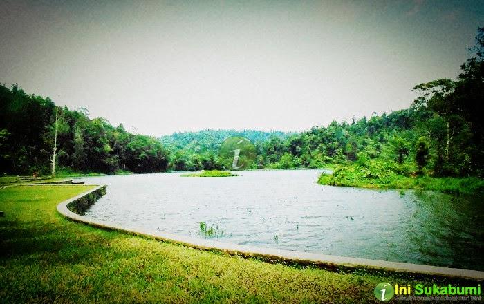 Tempat Rekreasi Situ Gunung - Sukabumi