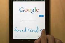 Google permite búsquedas escribiendo a mano en teléfonos móviles táctiles
