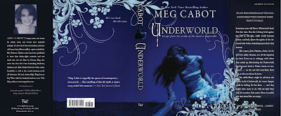 Cover Reveal: Underworld by Meg Cabot