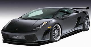 Foto Mobil Lamborghini