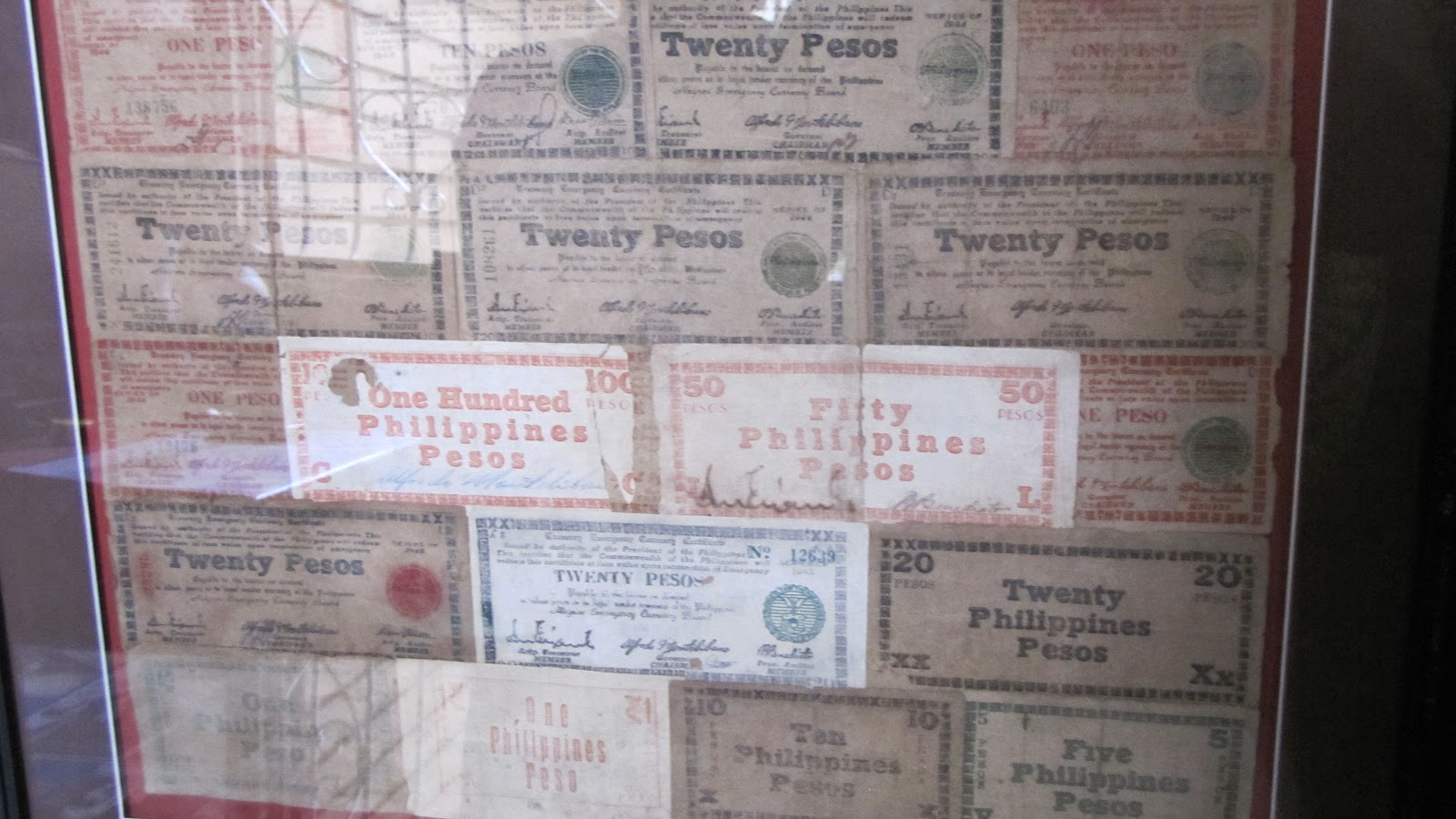 FTW! Blog, Hofileña Museum, Bacolod, #FTWtravels, old paper bills