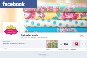 Twins&#39; Garden FACEBOOK