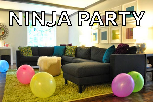 meme of the ninja party