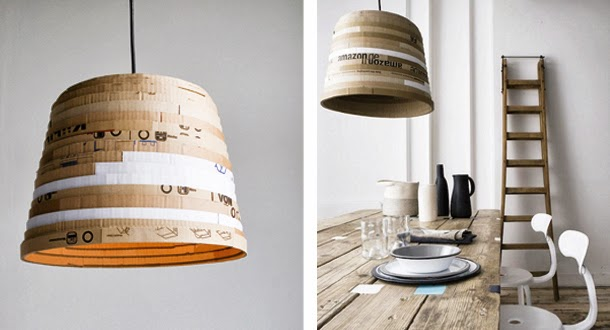 Ontwerpfabriek snor lampen van papier for Lampen papier