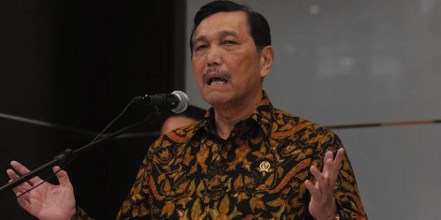 Benarkah Luhut jadi tangan Jokowi jinakkan jenderal nakal di Polri?