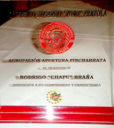"1° Premio Edgardo ""Ruso"" Pratola"