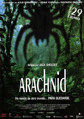 Arachnid Jack Sholder Fantastic Factory