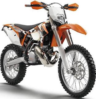2012 KTM 250 EXC