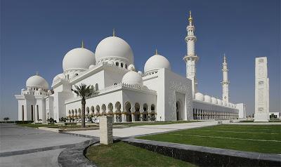 Abu Dhabi w relacjach Maarjohn'a - zapraszamy do lektury