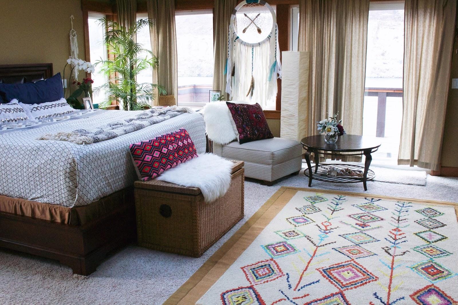 Interior Design} My Bedroom | Gypsy Tan