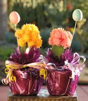 Cadouri personalizate -  plante cadou, idei de aranjare