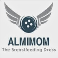 ALMIMOM : Maternity & Breastfeeding Dress