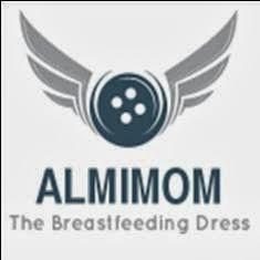 ALMIMOM : Maternity & Breastfeeding Dress
