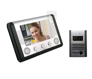 SY-801+D9A 1/1 - комплект видео домофона
