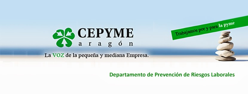 CEPYME ARAGÓN. Prevención de Riesgos Laborales