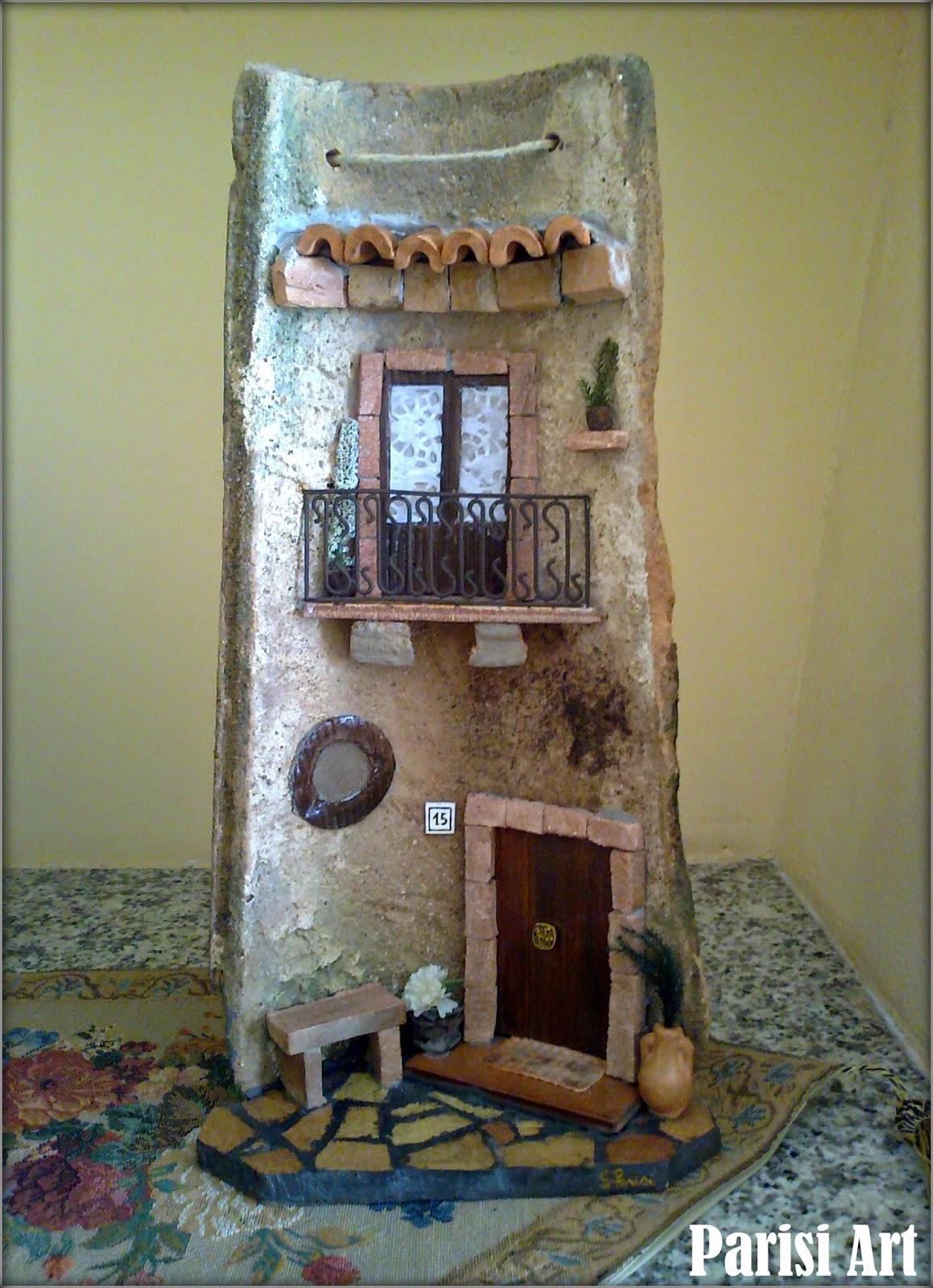 Parisi art tegole grandi - Tegole decorate ...