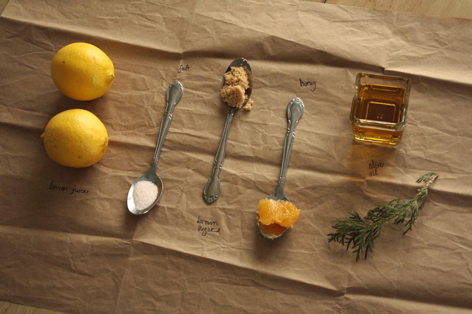 DIY: Brown Sugar + Honey Body Scrub || sarahesh.blogspot.com