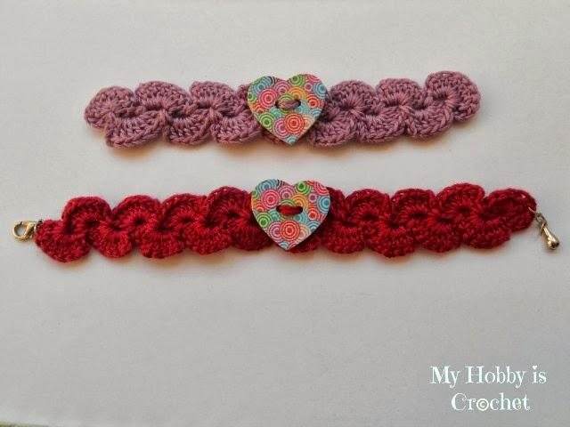 Crochet Jewelry Patterns : Free Crochet Patterns: Free Crochet Jewelry Patterns