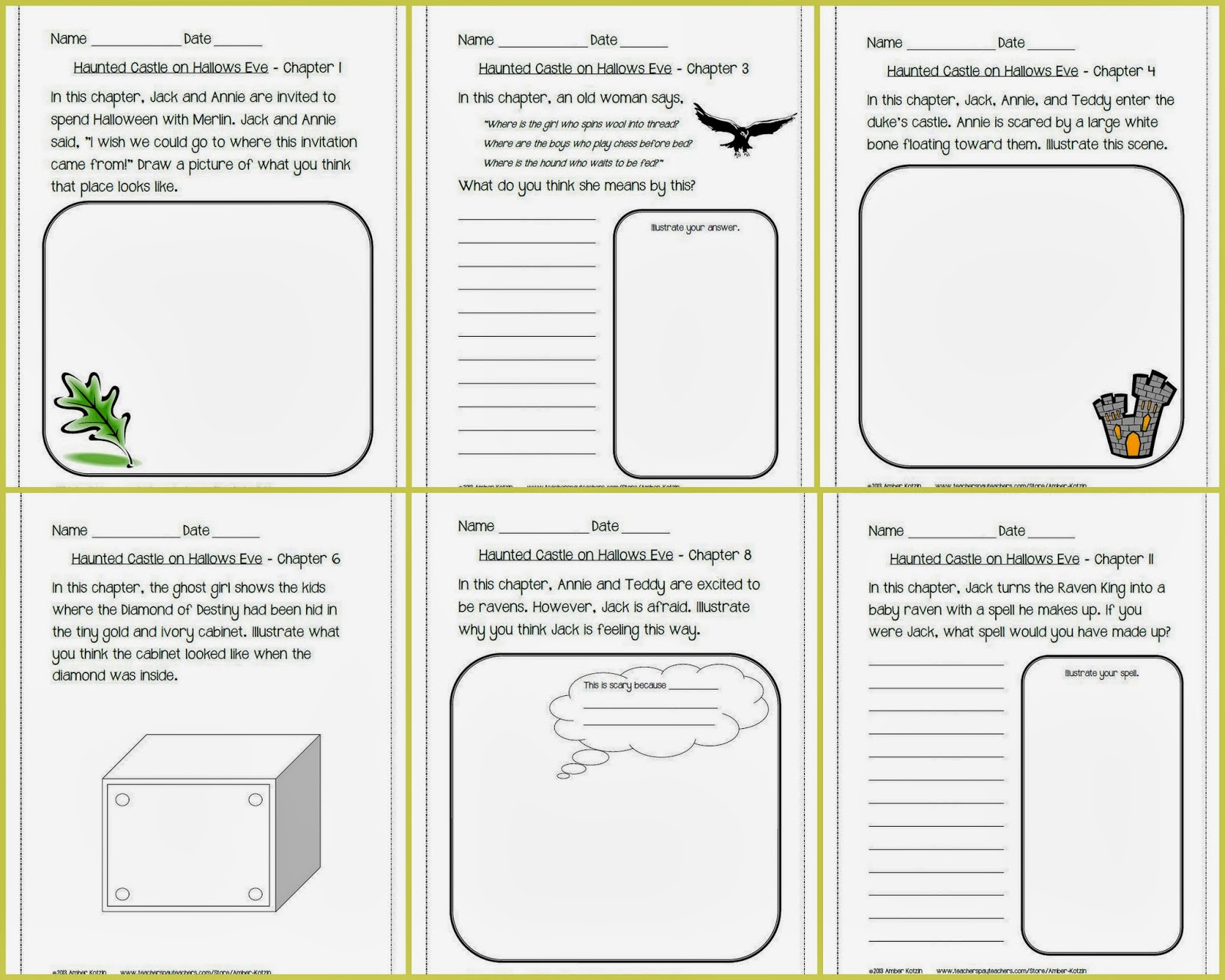 Uncategorized Chocolate Fever Worksheets read aloud for halloween book and activities new tales of a also included in the pack are anytime worksheets these that can be done at during or even multiple