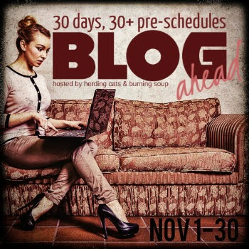 Blog Ahead Challenge