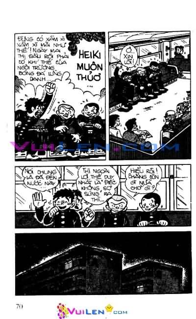 Jindodinho - Đường Dẫn Đến Khung Thành III  Tập 4 page 70 Congtruyen24h
