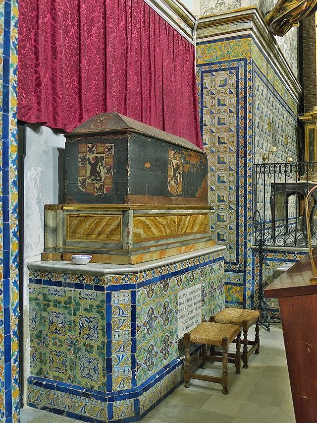 Sepulcro de María de Portugal