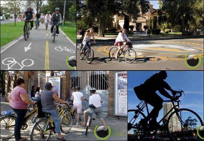15 Kota yang paling Baik untuk Bersepeda di Dunia