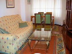 Piso de dos dormitorios en alquiler en Ronda de Nelle, amueblado, garaje. 550€