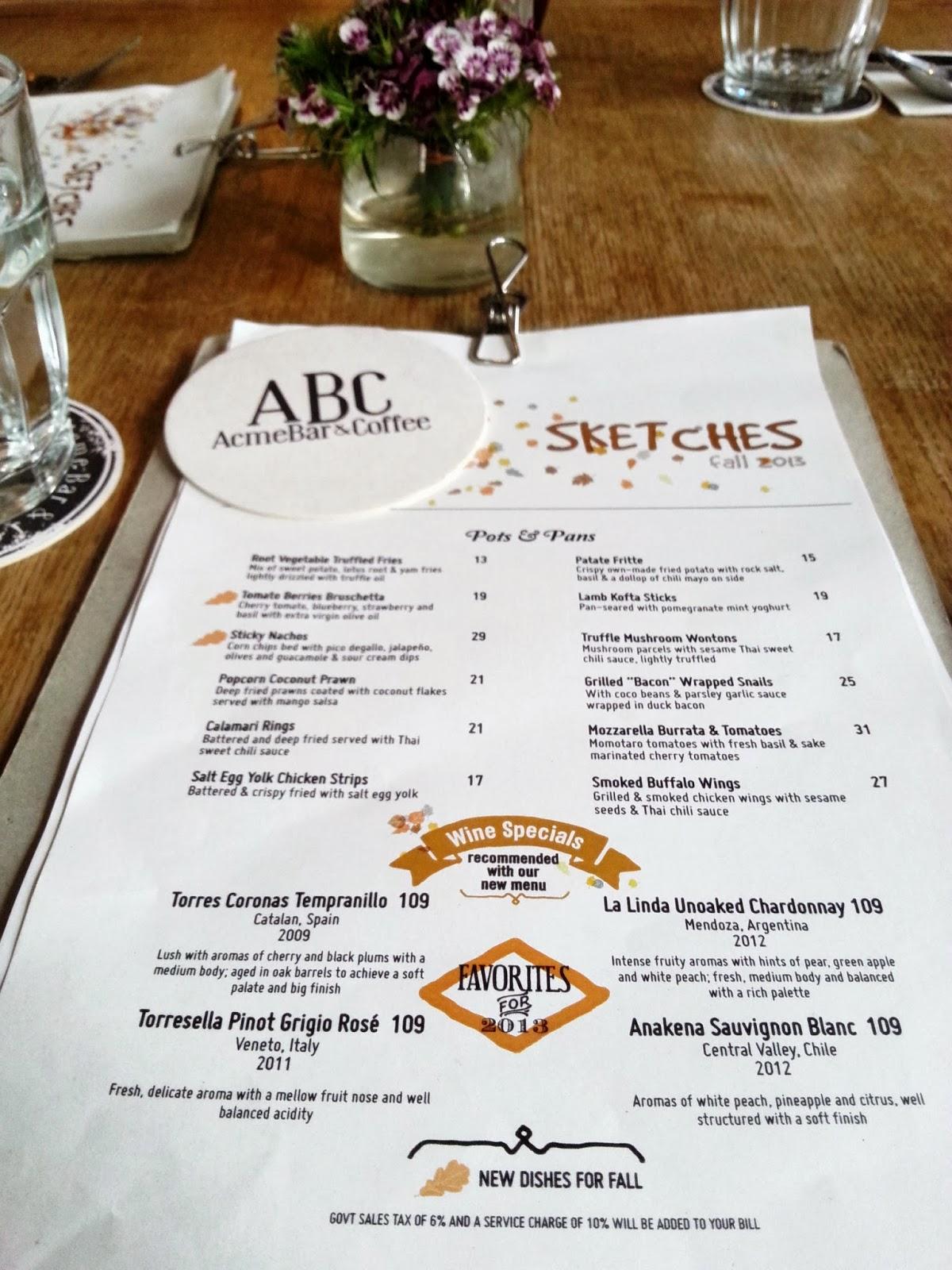 Abc Cafe Near Klcc