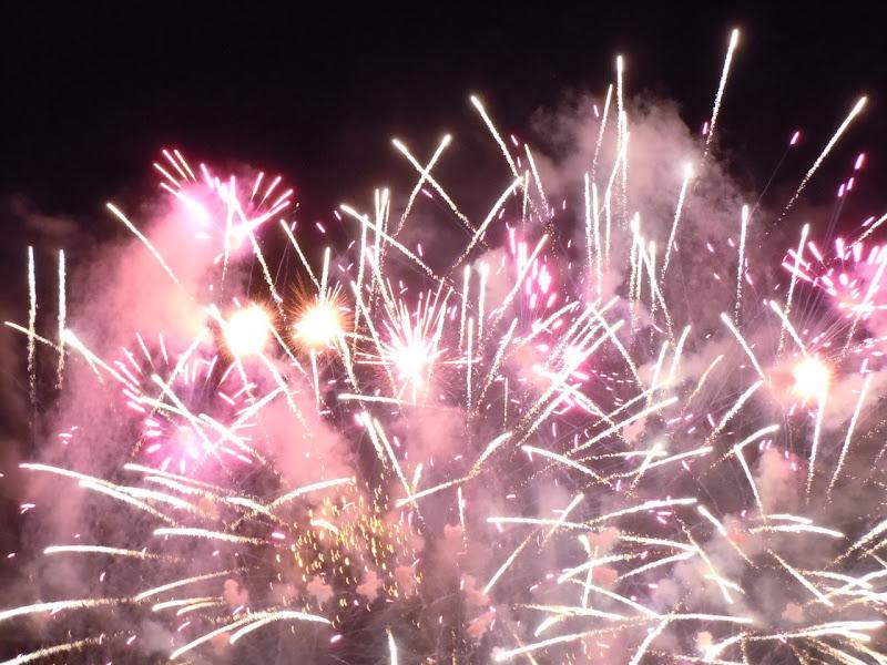 Vancouver Celebration of Light China fireworks