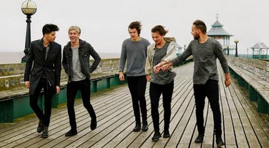 "Assista bastidores do clipe ""You & I"" do One Direction"