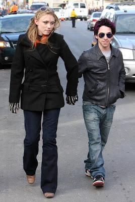 Seth Green Girlfriend