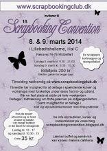 Scrapbooking Convention marts 2014