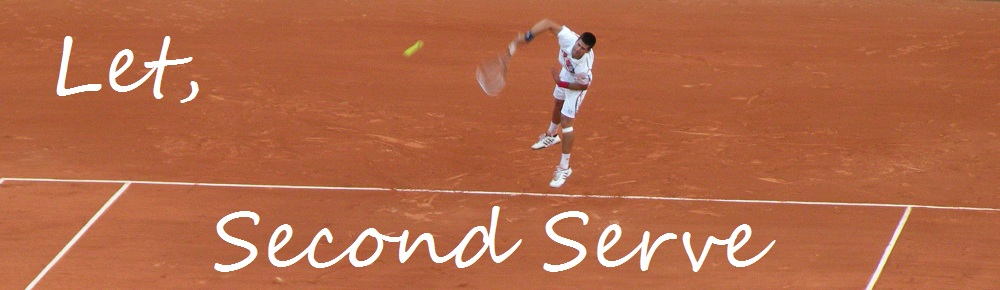 Let, Second Serve