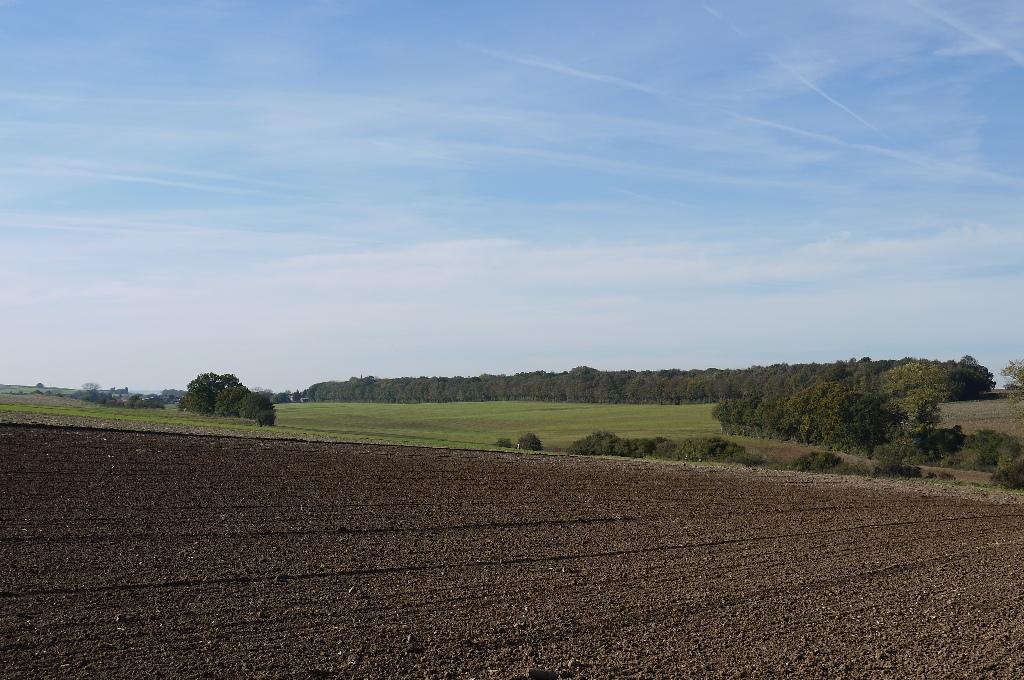 Ww2 defences suffolk somme cemeteries and battlefield - Point p montauban ...