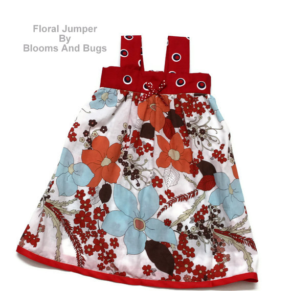 jumper dress sewing pattern