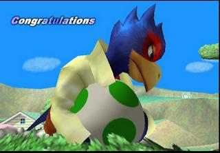 falco melee allstar congratulations