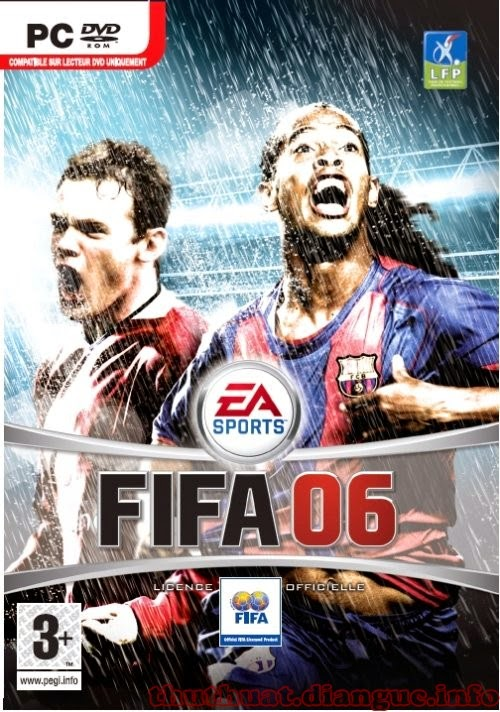 Download Game FIFA 2006 World Cup Full
