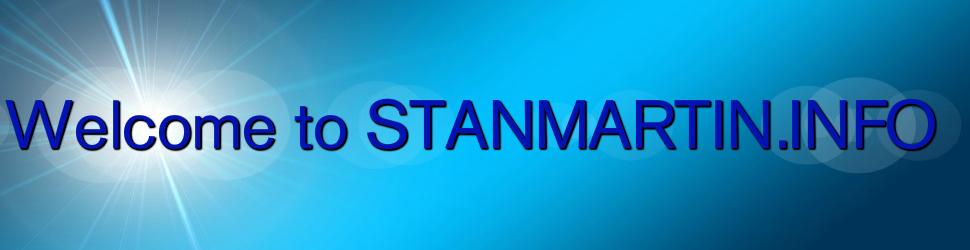 Stan Martin - Career Blog
