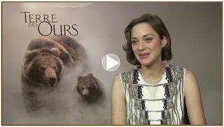 Terre des Ours - Marion Cotillard nous parle du film
