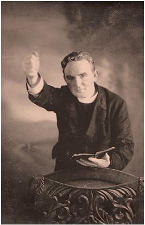 Pastor Stephen Jeffreys