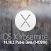 Download OS X Yosemite 10.10.2 Public Beta (14C81h) .DMG File via Direct Links