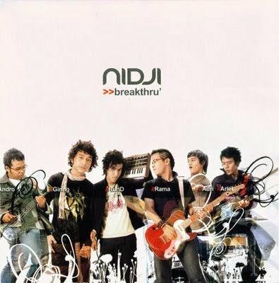 Chord Gitar Laskar pelangi (Nidji)