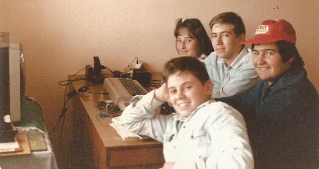 Ser gamer en los 80s y mejor con C64