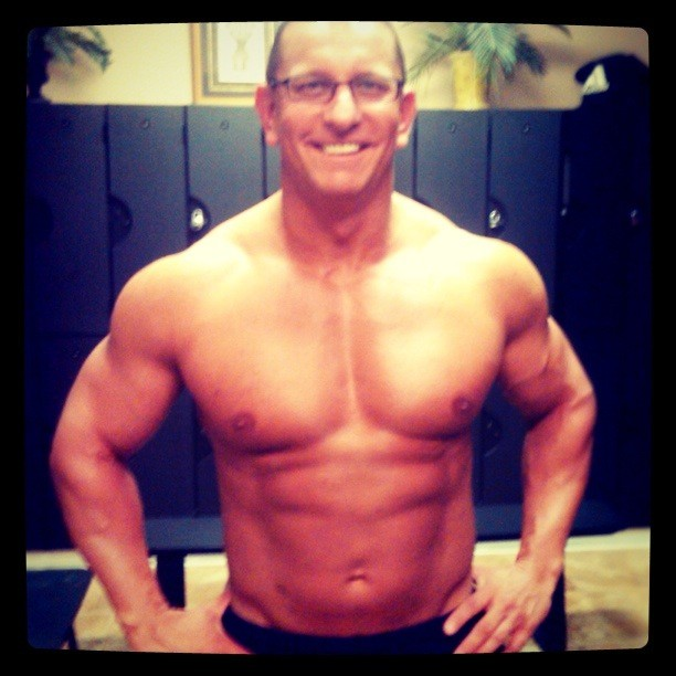 Robert Irvine From Restaurant Impossible Is Possibly The
