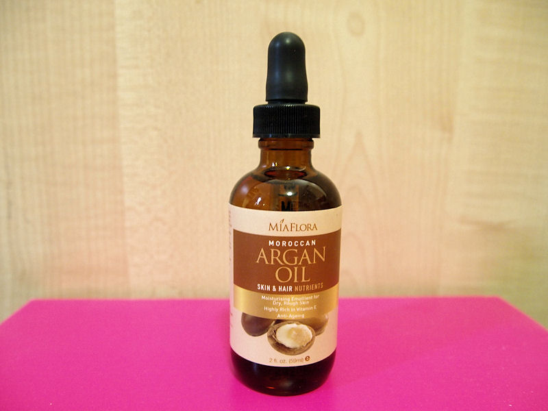 Argan moroccan oil review