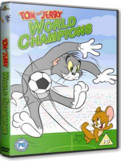Assistir Filme Tom & Jerry: Campeões do Mundo Dublado Online